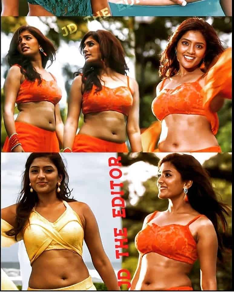 Eesha Rebba Sexy Belly Show | Hot Navel Images
