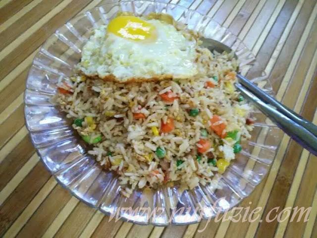 Nasi Basi Untuk Buat Nasi Goreng Sedap