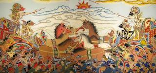 Pasukan Perang baratayuda