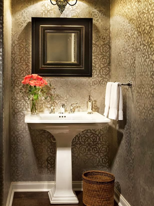 7 Clever Tips For Small And Modern Bathrooms: Modern Furniture: 2014 Clever Storage Tips For Small Bathrooms