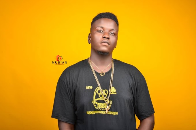 The mighty hit maker Danga Boy  have been nominated for the Mubi Glitz Media Award