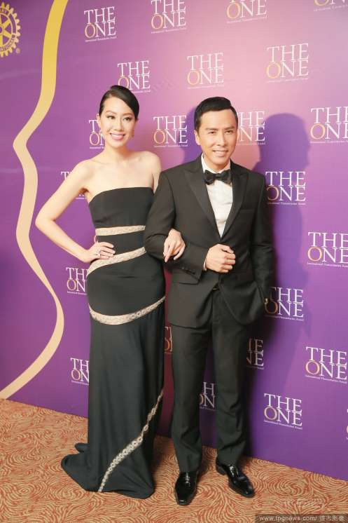 Donnie Yen Wife Cecilia Wong | www.pixshark.com - Images ...