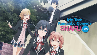 Oregairu. Zoku BD Episode 1 – 13 Subtitle Indonesia [Batch]