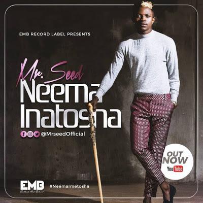 Download Mp3 | Mr Seed - Neema Inatosha