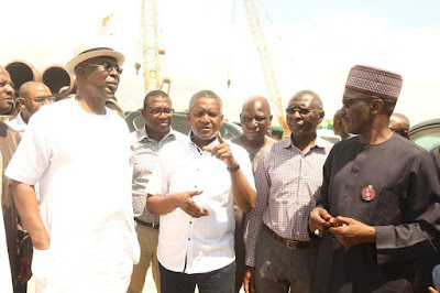 [SEE REASONS] Federal Government Pledges To Support Dangote Refinery