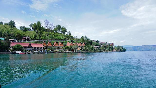 Water Front City Konsep Arsitektur Batak Ada di Samosir