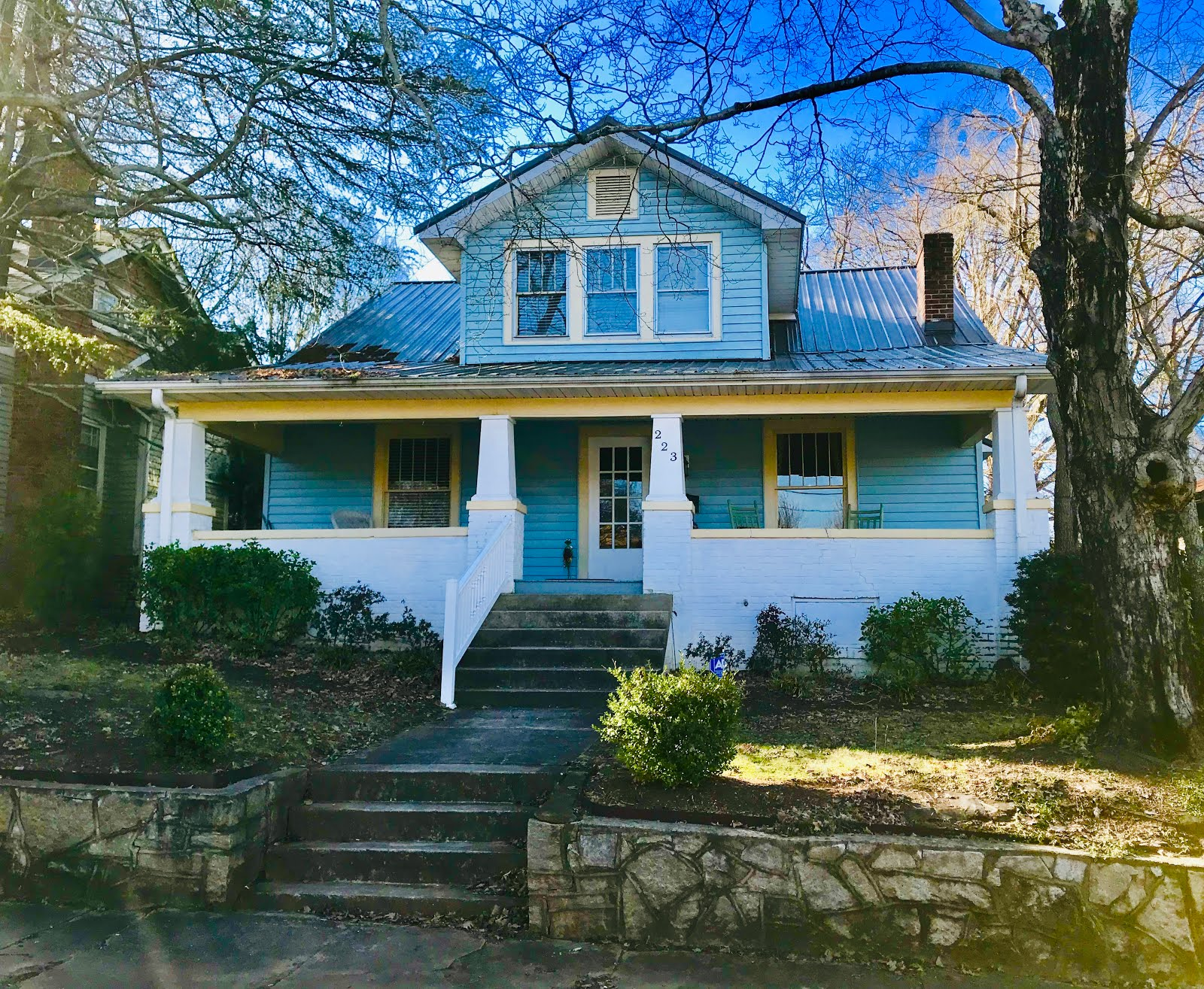 223 Wiley Avenue, Salisbury NC 28144 ~ circa 1915 ~ $189,000