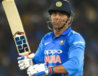 MS Dhoni Joins Elite List of Indian Batsmen