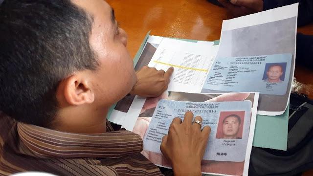 1.600 WNA Punya e-KTP, Hanya 103 Orang Diverifikasi Ulang