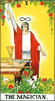 The Magician Tarot Card Meaning- Major Arcana