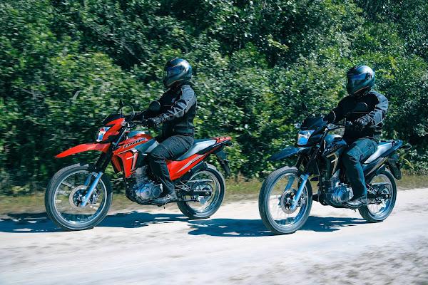 Venda diária de motos abaixo de 1.000 com feriado de 7 de setembro