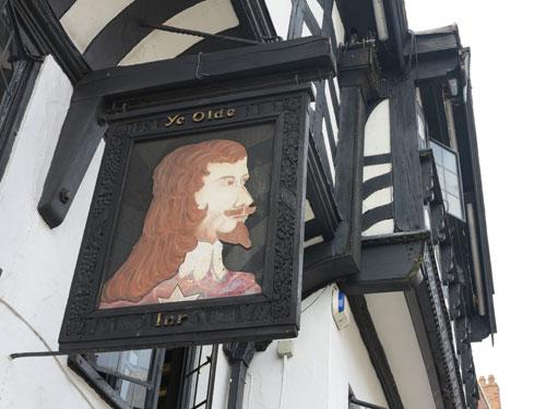 Ye Olde King's Head