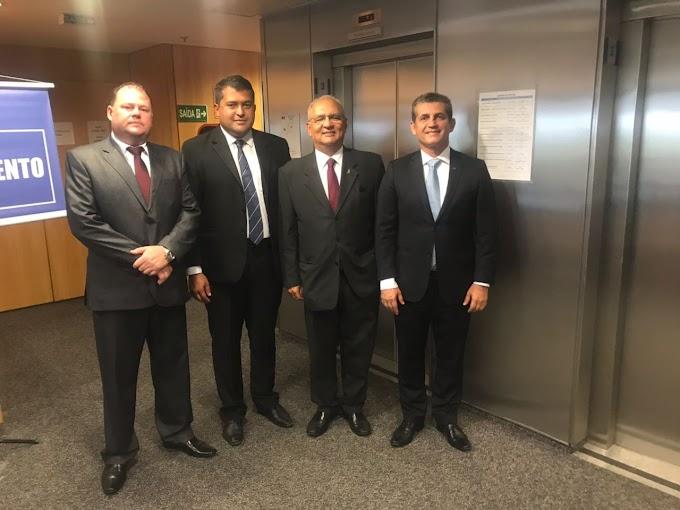 OAB-PB leva para o CNMP veto do MPPB a contratação de advogados por inexigibilidade de licitação