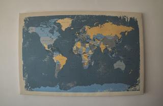 World Map Photo by Jack Stapleton on Unsplash