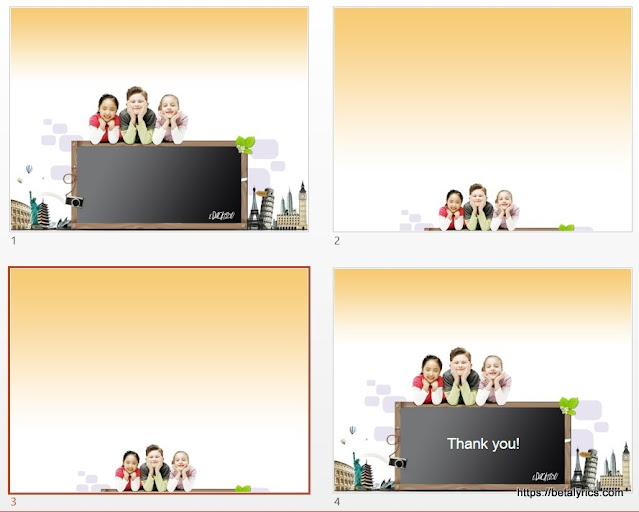 Education Templates PPT
