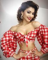 Urvashi Rautela Sizzling Photoshoot HeyAndhra.com
