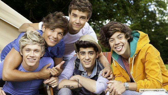 One Direction Nederland / One Direction Holland: One ...  One