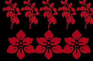 Vector Flower Clipart