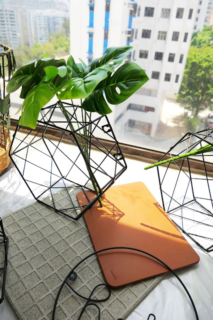 SlakaLAB review, SlakaLAB blog review, SlakaLAB mouse pad, SlakaLAB plant pots, SlakaLAB mouse pad, leather plant pots, leather home decoration unique, leather home decor