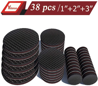 Rubber Furniture Pads