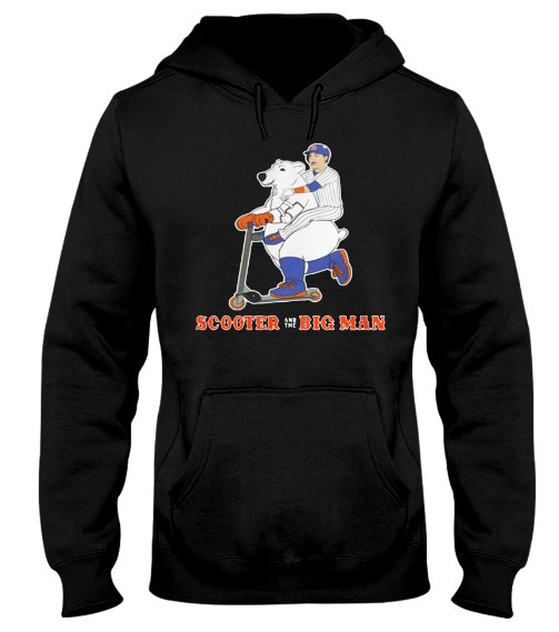 Scooter And The Big Man Hoodie, Scooter And The Big Man Sweashirt, Scooter And The Big Man Sweater, Scooter And The Big Man T Shirts