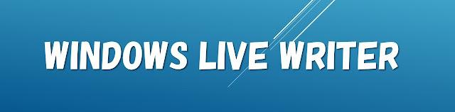 Windows live writerロゴ