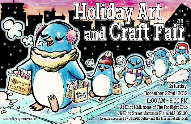 Boston Christmas Craft Fair