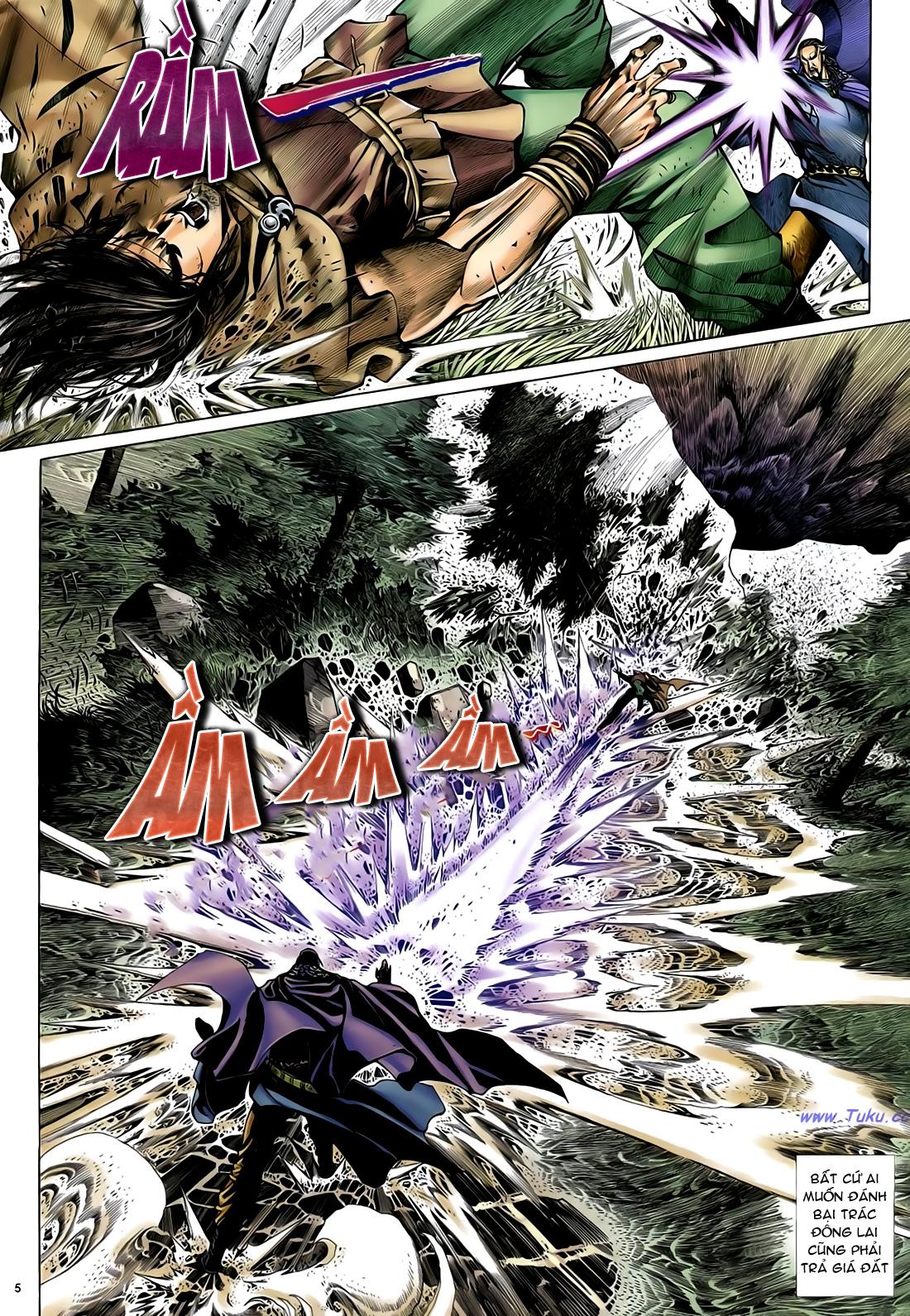 Anh hùng vô lệ Chap 29 trang 6