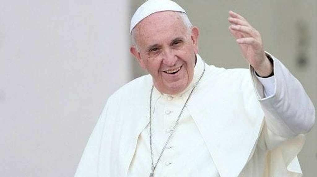 Paus Tidak Terjangkit Corona Virus