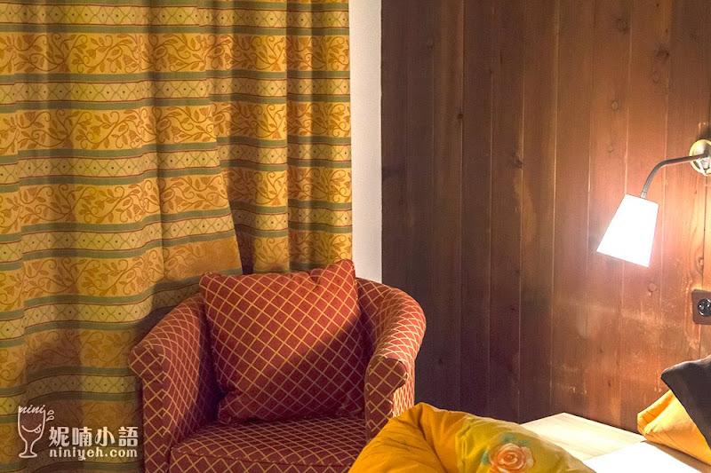 【格林德瓦住宿推薦】Hotel Tschuggen 茨出根飯店。窗外就是無敵美景