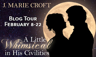 A Little Whimsical in His Civilities by J Marie Croft - Blog Tour