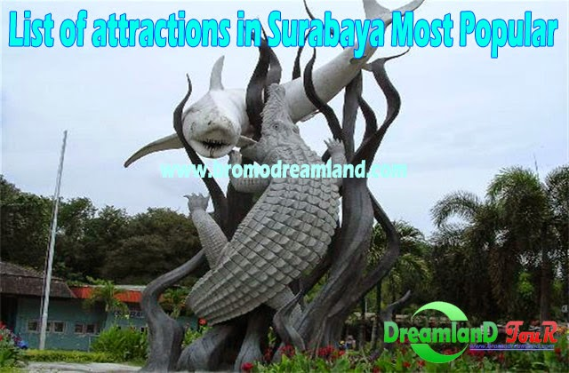List of attractions in Surabaya Most Popular