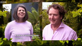 Diarmuid Gavin and Emma Cunningham