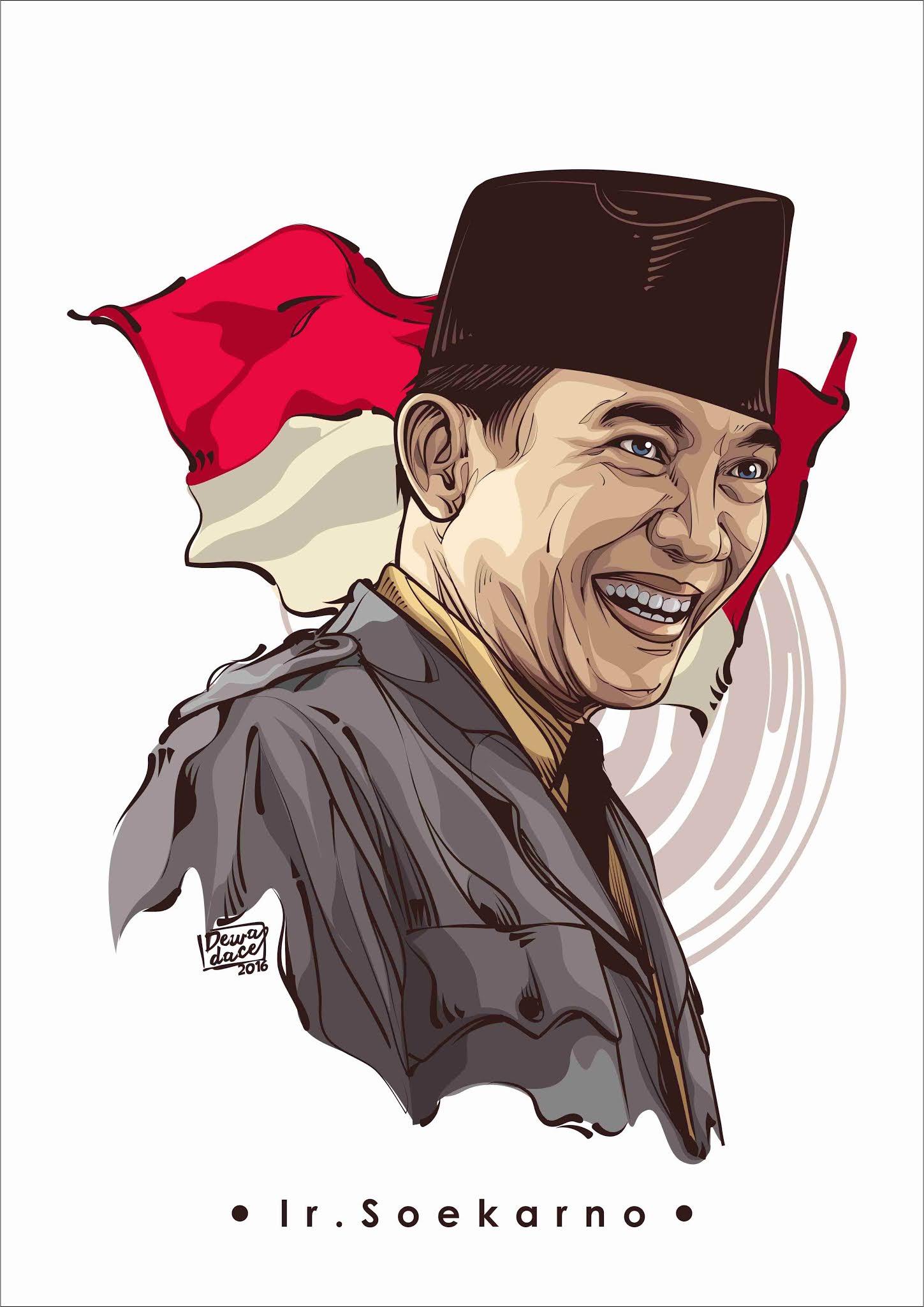 Dr.(H.C.) Ir. H. Soekarno