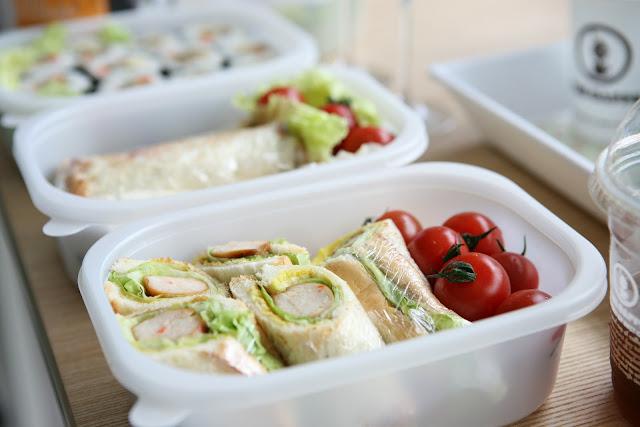 boite à lunch, bento box, collation, santé, idées originales, repas, surprise