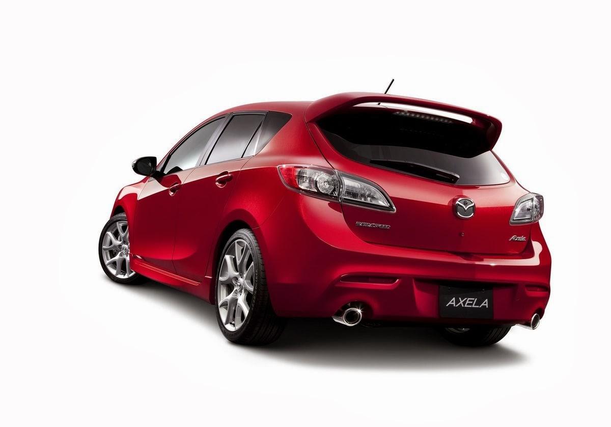 2014 Mazda Axela Sport Consep In Japan Mycarzilla