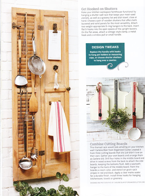 Two Features In Spring 2021 Country Sampler Farmhouse Style Magazine