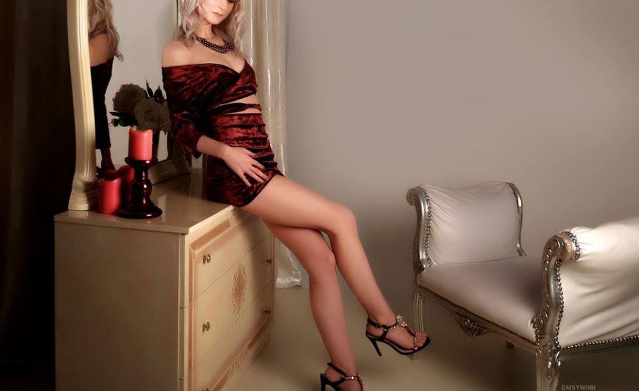 DaisyWinn Model GlamourCams
