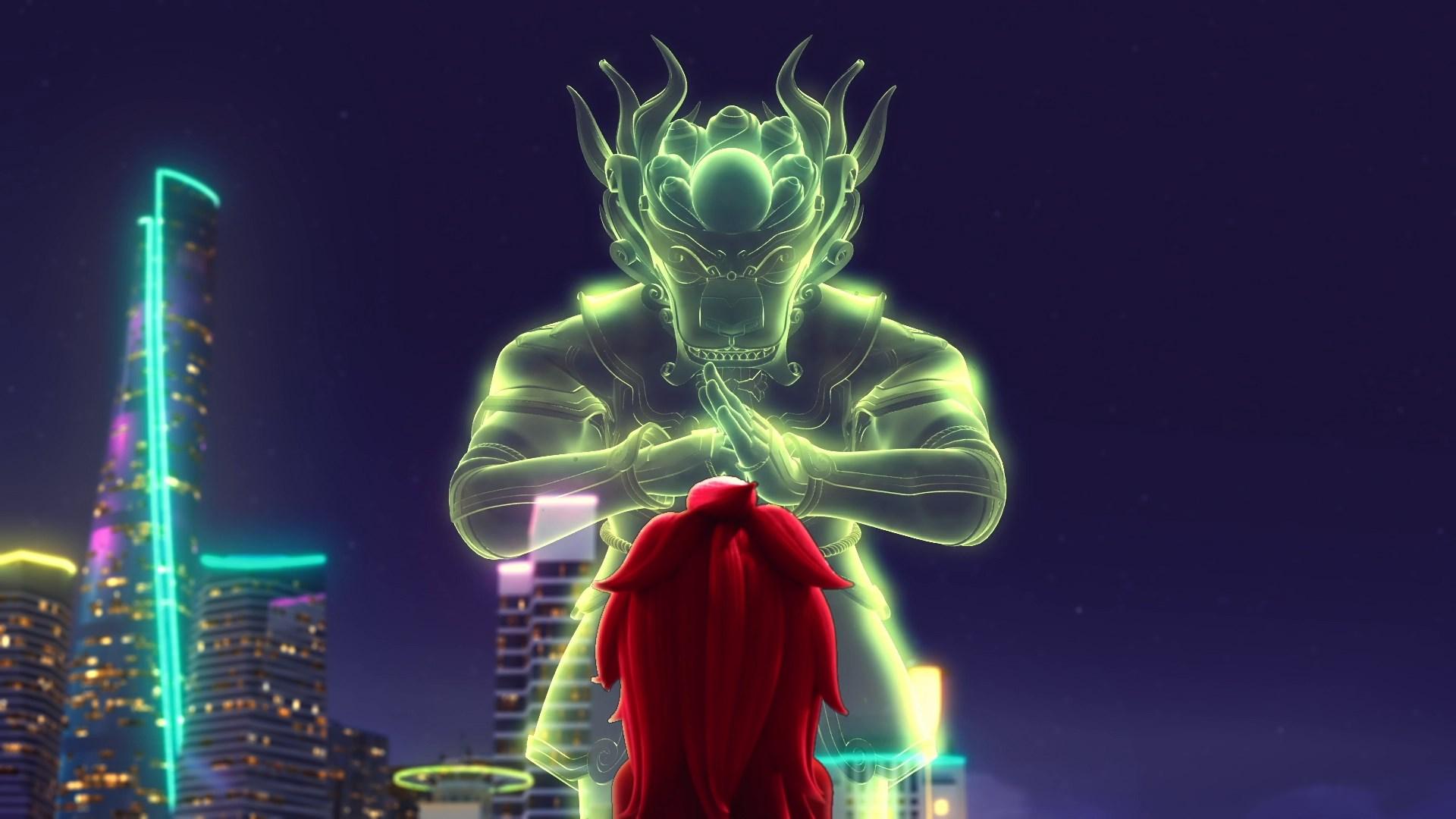 El Mundo Miraculous: Shanghái la leyenda de LadyDragon (2021) 1080p WEB-DL Latino