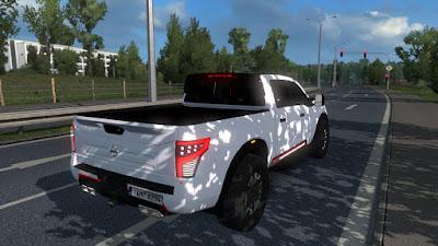 Nissan Titan Warrior V1