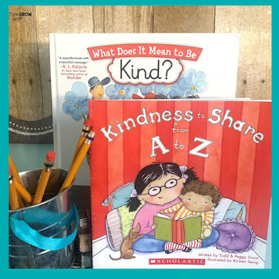 Kindness Free Activities for the classroom
