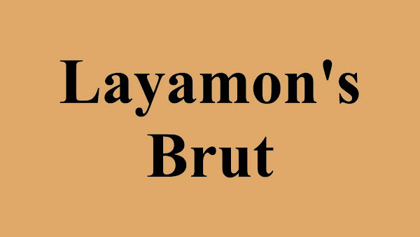 Layamon s Lexicon - Official Website - BenjaminMadeira