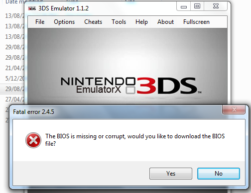 3DS Emulators, eMu3Ds are fakes - extramaster