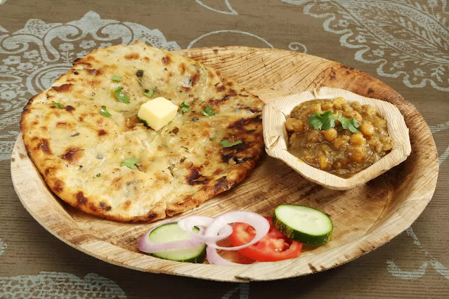 Tawa Kulcha Recipe in Hindi