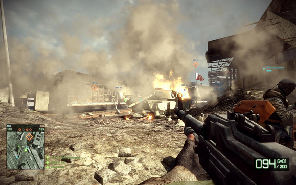 battlefield bad company 2 crack download pc