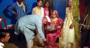 हिंदू आंगन में मुस्लिम बारात, शब्बो खातून की शादी