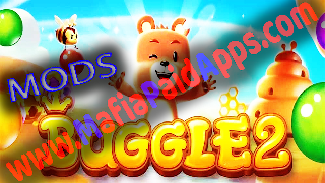 Buggle 2 – Bubble Shooter Mod (Increase Instead Of Decrease) Apk www.MafiaPaidApps.com