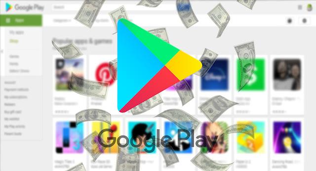 جوجل بلاي دفعت 80 مليار دولار لمطورين