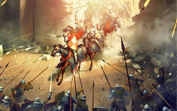 Medieval Games March of Empires