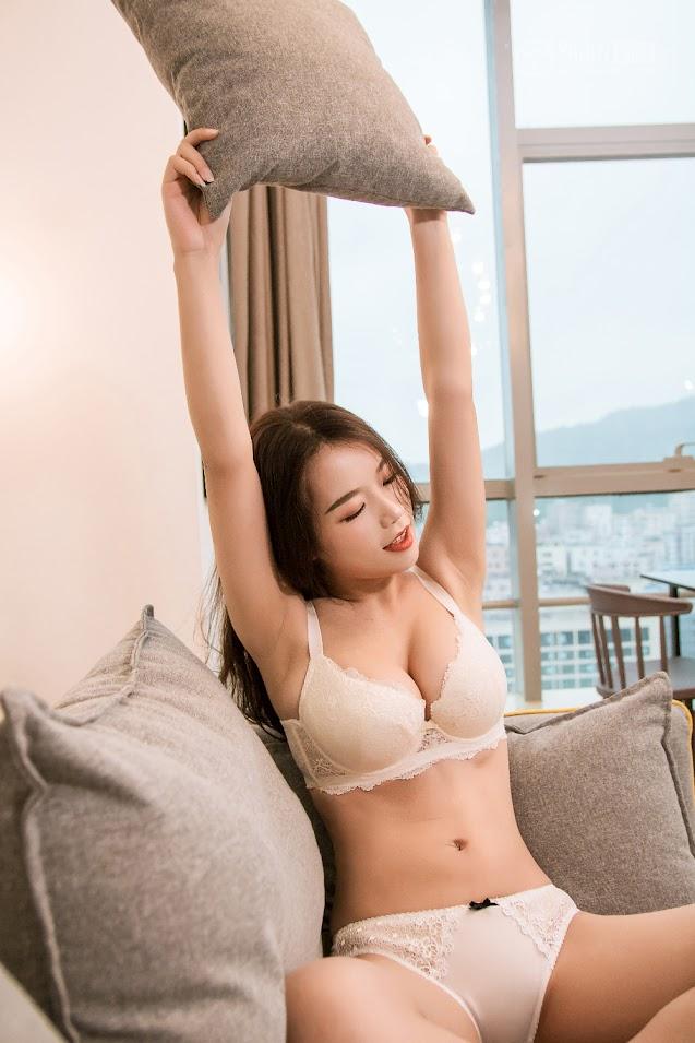 YALAYI雅拉伊 2019.07.04 No.328 头号女友 慧儿 - idols